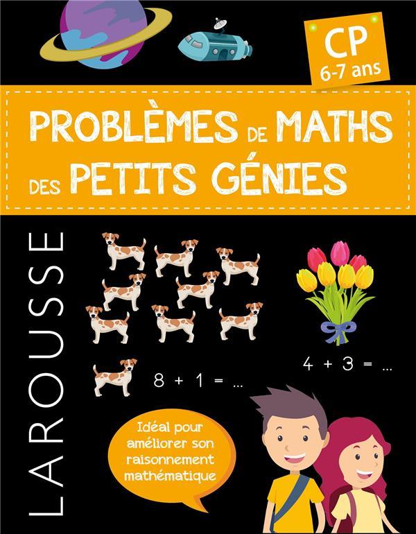 PROBLEMES DE MATHS DES PETITS GENIES CP