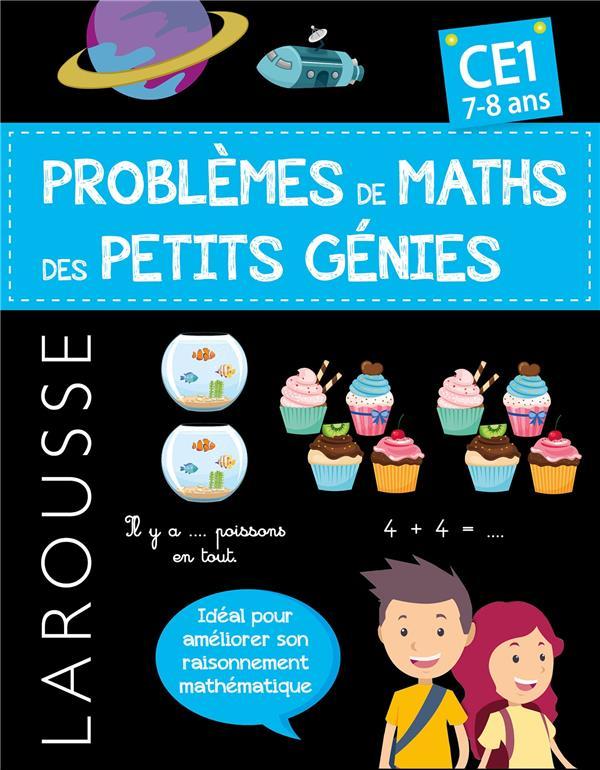 PROBLEMES DE MATHS DES PETITS GENIES CE1