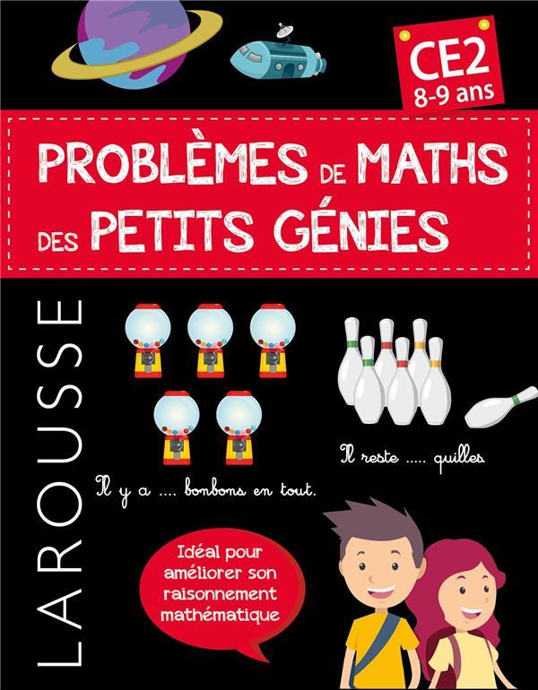 PROBLEMES DE MATHS DES PETITS GENIES CE2