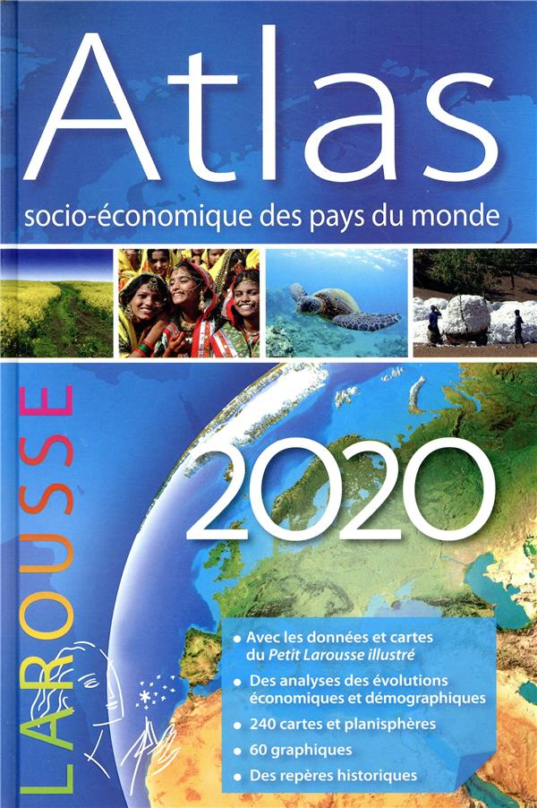 ATLAS SOCIO-ECONOMIQUE DES PAYS DU MONDE 2020