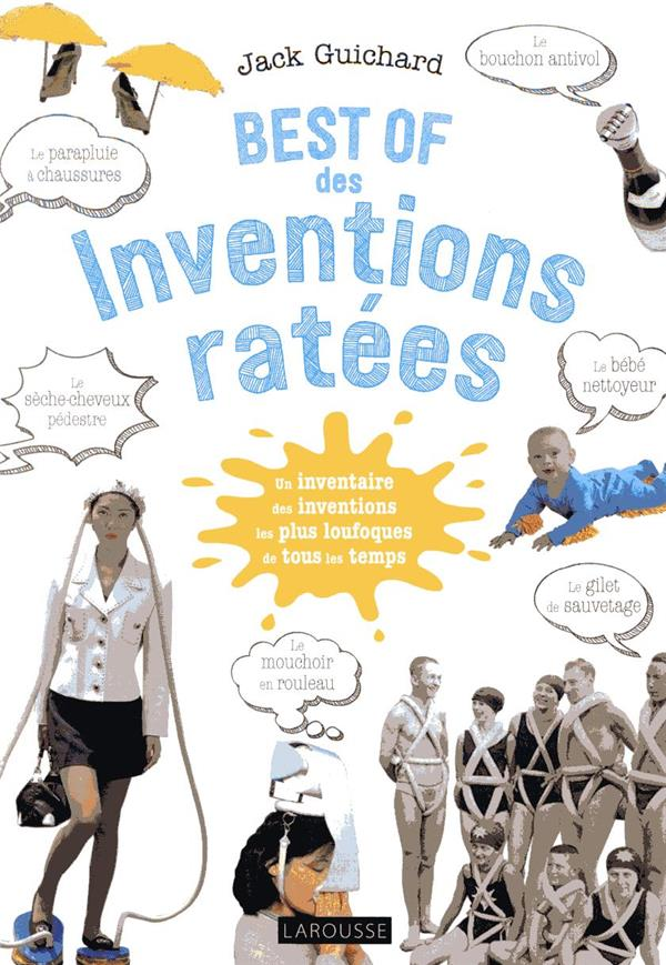 BEST OF DES INVENTIONS RATEES