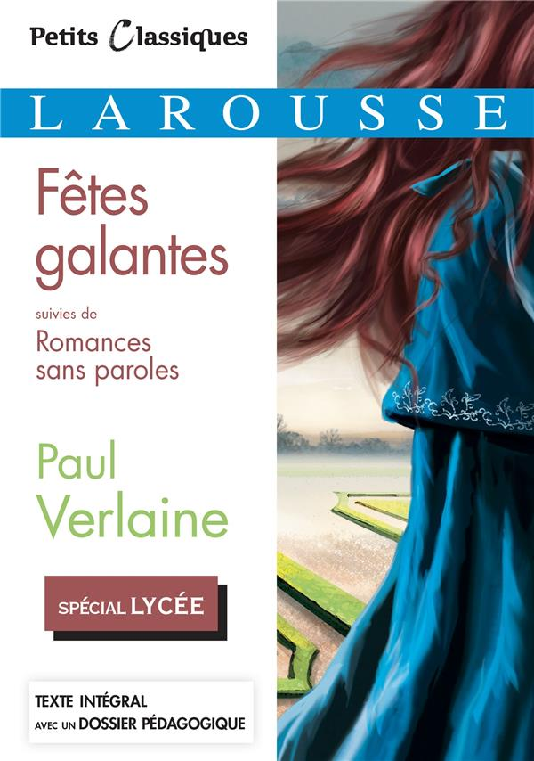 FETES GALANTES ET ROMANCES SANS PAROLES