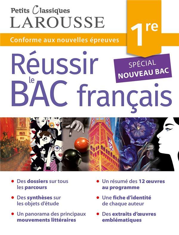 REUSSIR LE BAC FRANCAIS