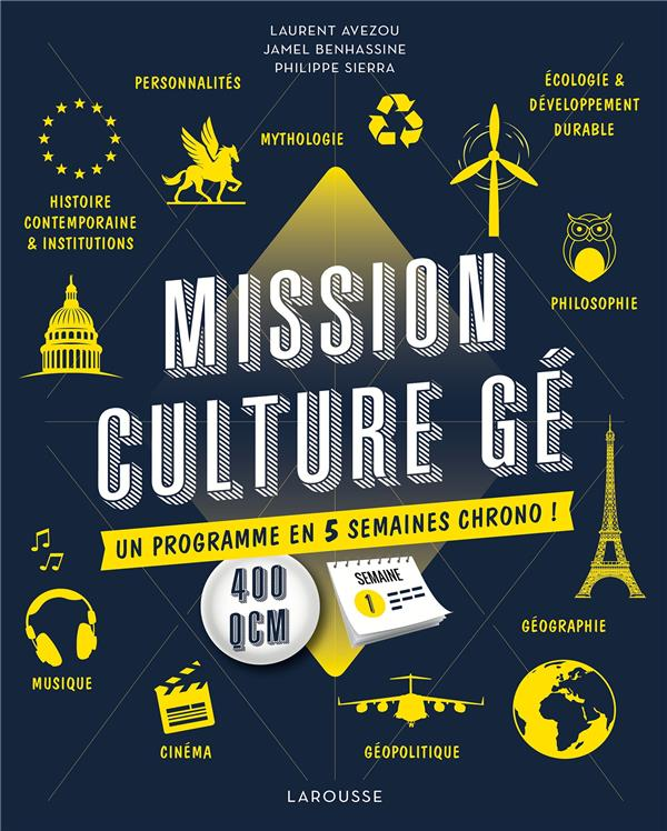 MISSION CULTURE GE