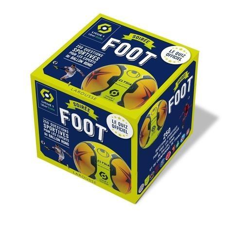 SOIREE FOOT LIGUE 1