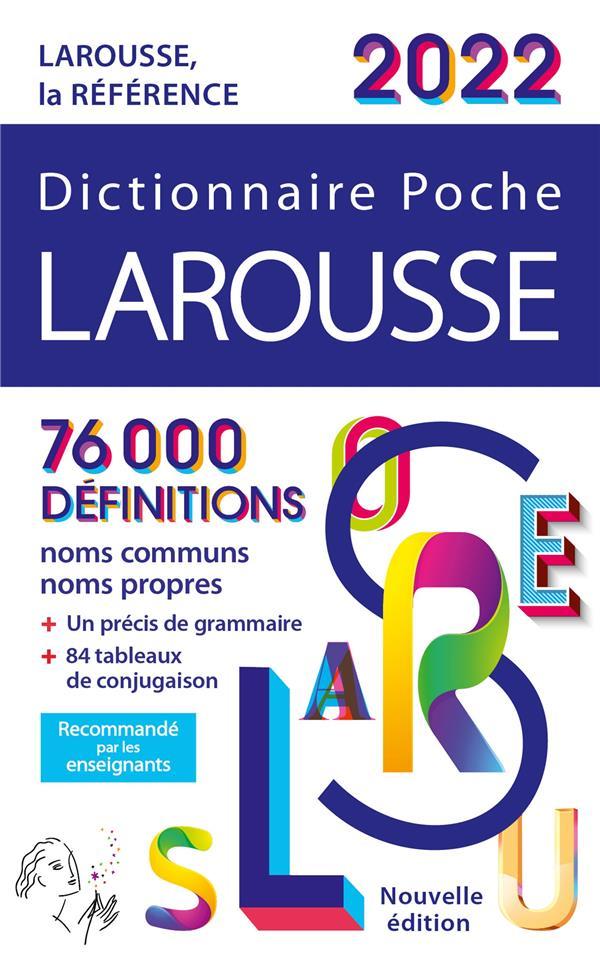 LAROUSSE DE POCHE 2022