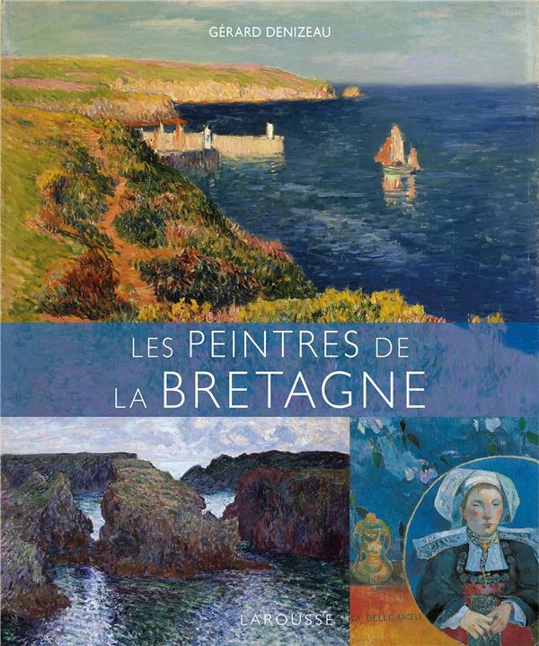 LES PEINTRES DE LA BRETAGNE