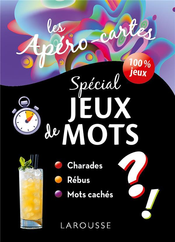 APERO-CARTES SPECIAL JEUX DE MOTS