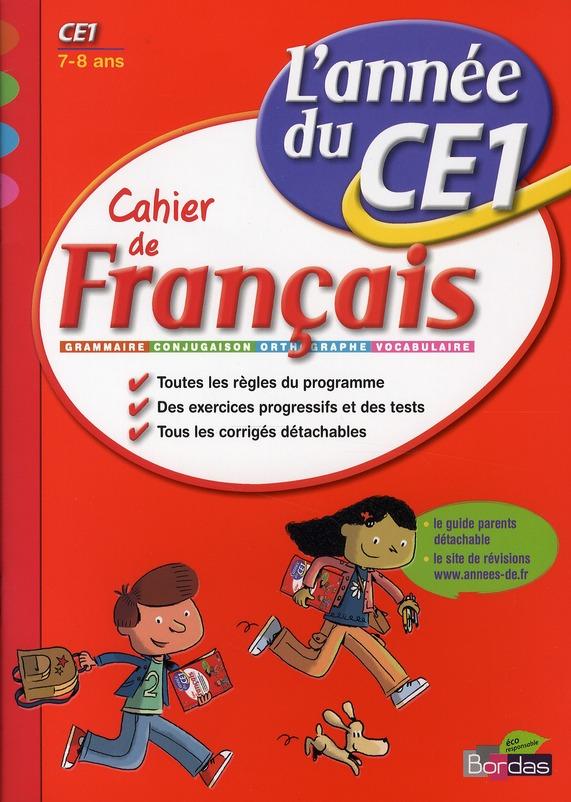CAH ENTRAIN ANNEE FRANC CE1