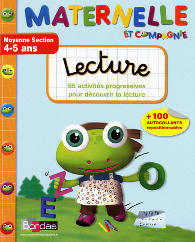 MATERNELLE & CIE LECTURE MS