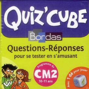 QUIZ CUBE CM2