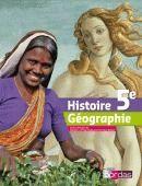HISTOIRE GEOGRAPHIE 5E - MANUE