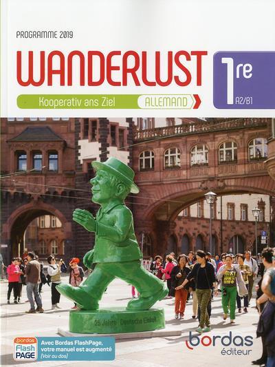 WANDERLUST ALLEMAND 1RE 2019 - MANUEL