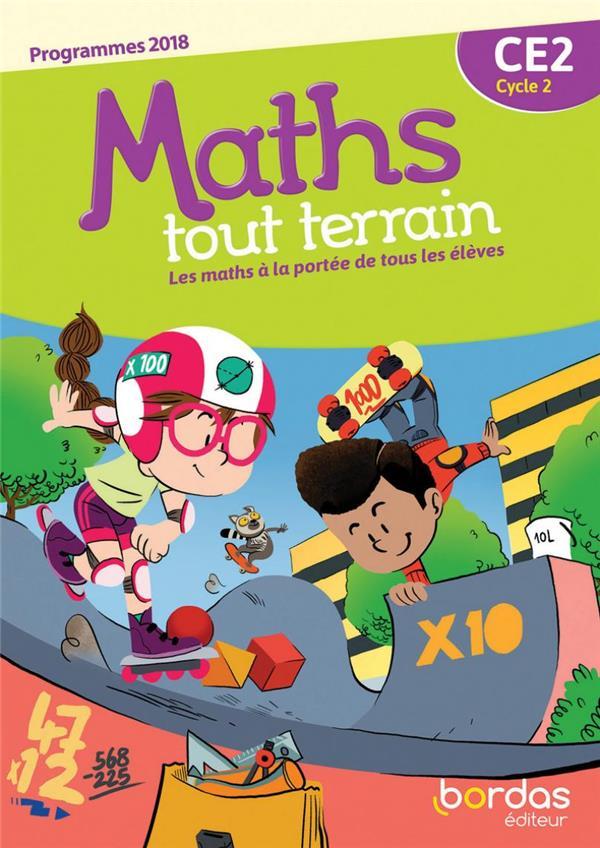 MATHS TOUT TERRAIN CE2 2020 - FICHIER DE L'ELEVE