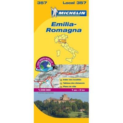 CARTE LOCALE 357 EMILIA ROMAGNA