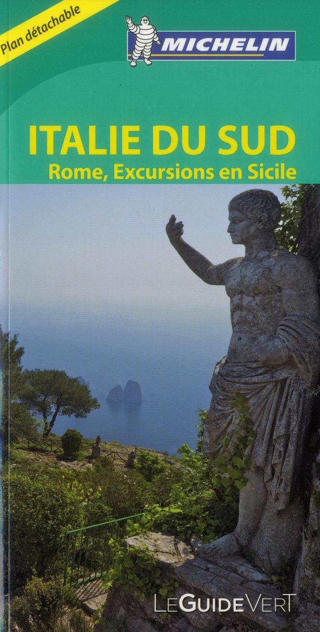 GV ITALIE SUD ROME, EXCURSIONS EN SICILE