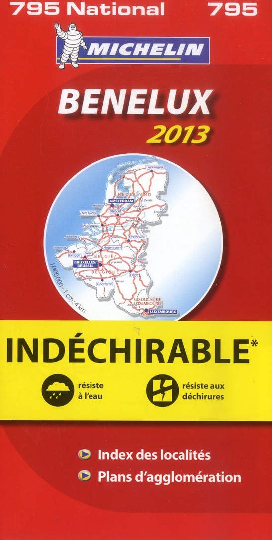 CN 795 BENELUX INDECHIRABLE 2013