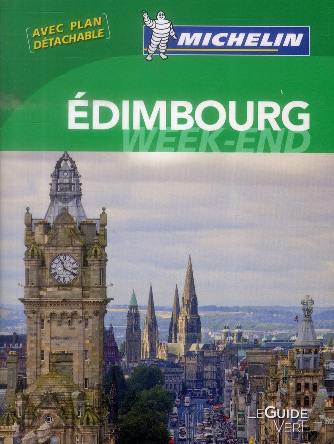 GUIDE VERT WEEK-END EDIMBOURG
