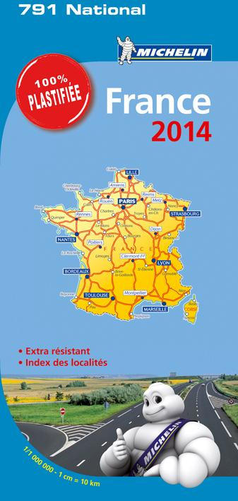 CN 791 FRANCE PLASTIFIEE 2014