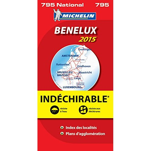 BENELUX 2015 - INDECHIRABLE / BENELUX 2015 - ONVERSCHEURBAAR