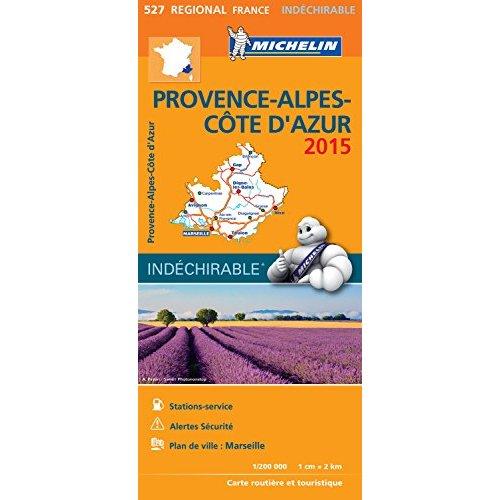 PROVENCE-ALPES-COTE D'AZUR 2015