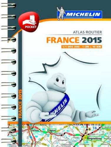 MINI ATLAS FRANCE 2015