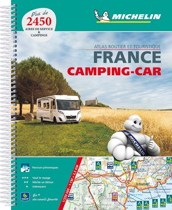 ATLAS FRANCE CAMPING CAR