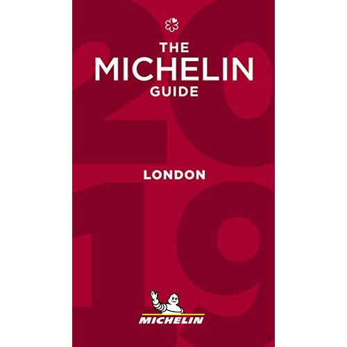 LONDON - THE MICHELIN GUIDE 2019