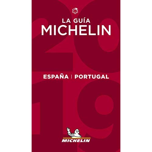 ESPANA & PORTUGAL 2018 - LA GUIA MICHELIN 2019
