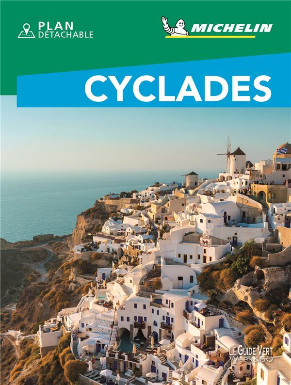 GUIDE VERT WEEK END CYCLADES