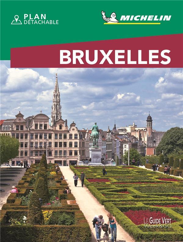 GUIDE VERT WEEK END BRUXELLES