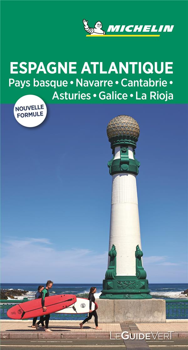 GUIDE VERT ESPAGNE NORD OUEST