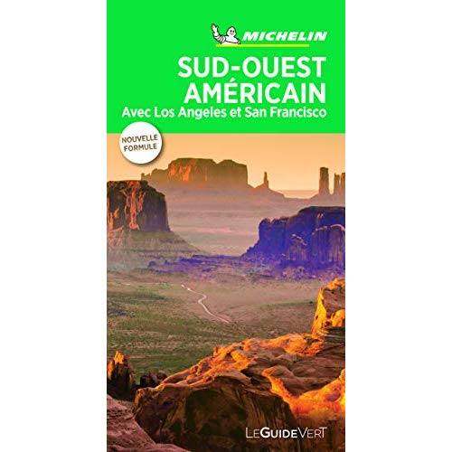 GUIDE VERT SUD OUEST AMERICAIN