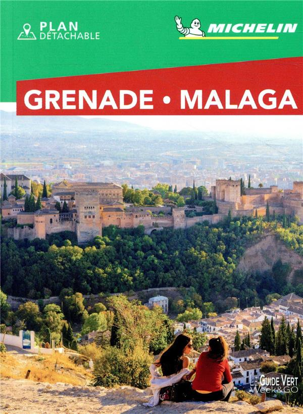 GUIDE VERT WEEK END GRENADE / MALAGA