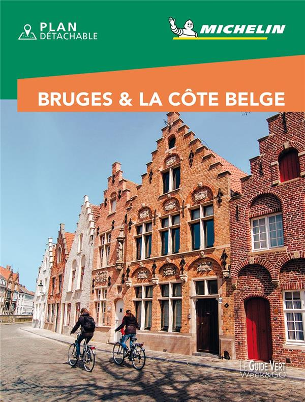 GUIDE VERT WEEK END BRUGES & COTE BELGE