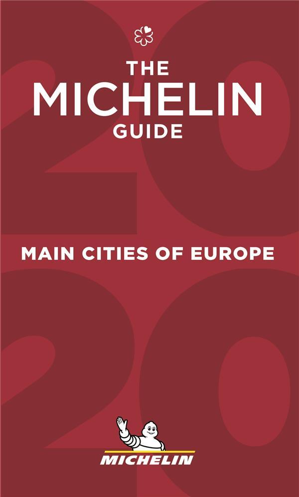 MAIN CITIES OF EUROPE 2020