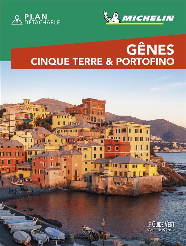 GENES, CINQ TERRE & PORTOFINO