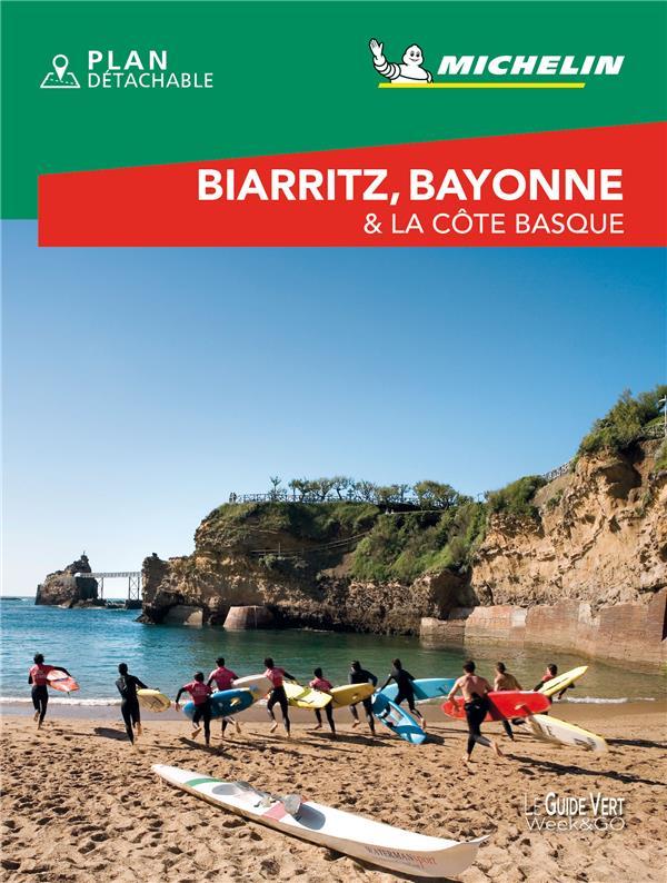 BIARRITZ, BAYONNE ET LA COTE BASQUE
