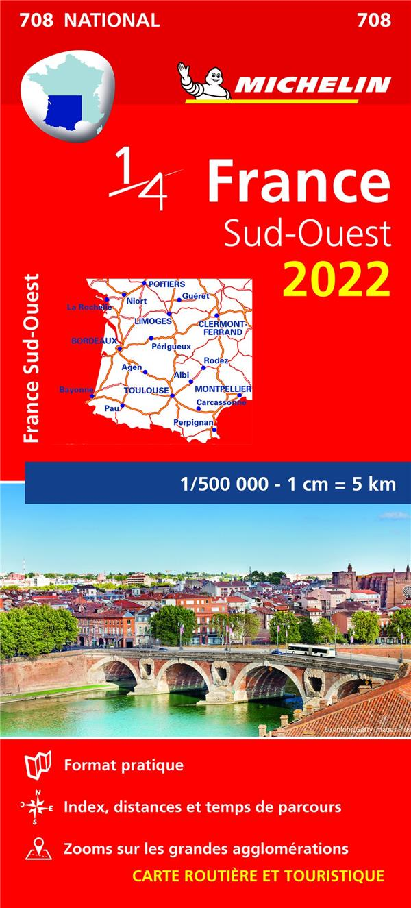 FRANCE SUD-OUEST 2022