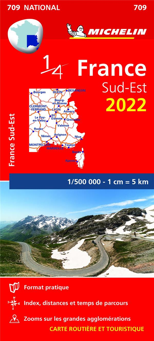 FRANCE SUD-EST 2022