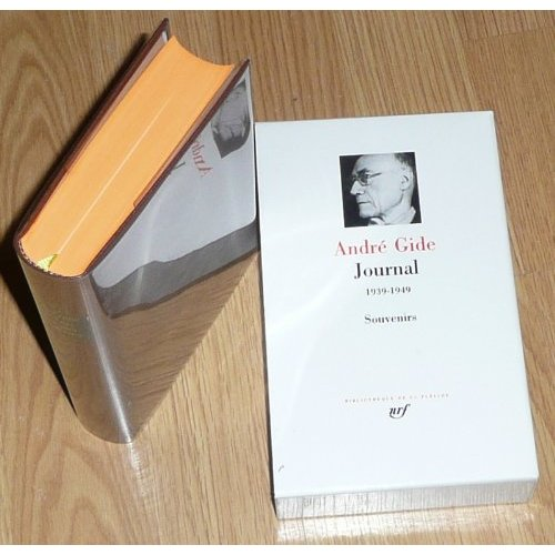 JOURNAL (1939-1949) / SOUVENIRS