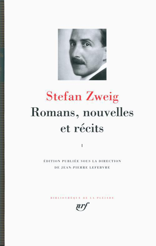 ROMANS, NOUVELLES ET RECITS T1