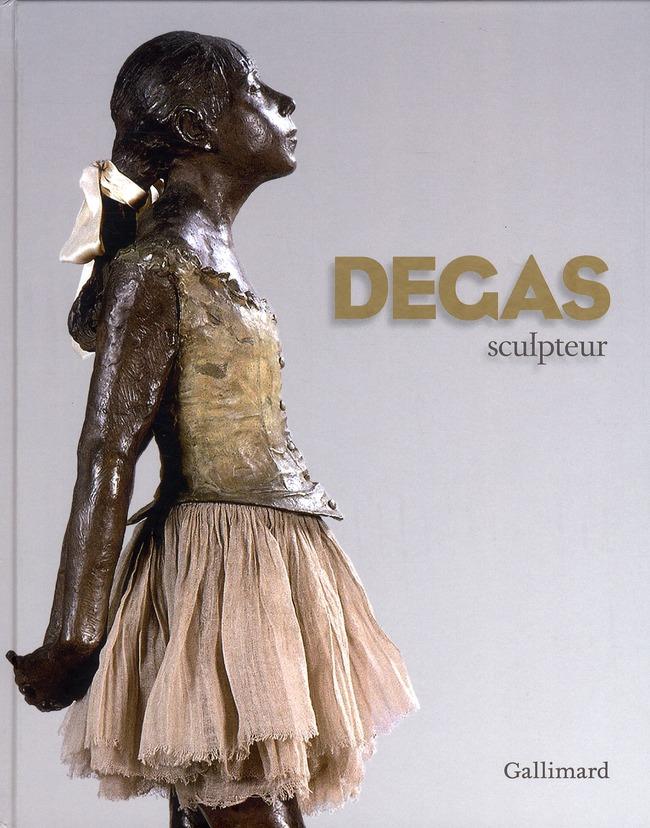 DEGAS SCULPTEUR [EXPOSITION, ROUBAIX, LA PISCINE-MUSEE D'ART ET D'INDUSTRIE ANDRE DILLIGENT, 8 OCTOB