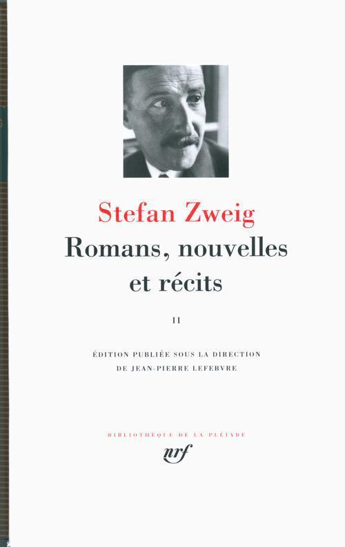 ROMANS, NOUVELLES ET RECITS T2