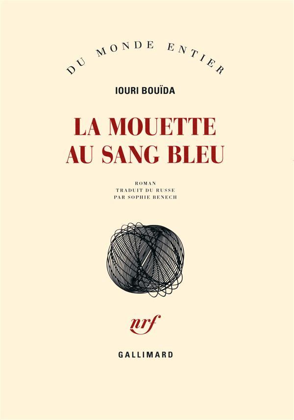 LA MOUETTE AU SANG BLEU