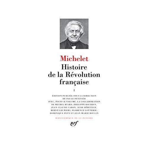 HISTOIRE DE LA REVOLUTION FRANCAISE (TOME 1)