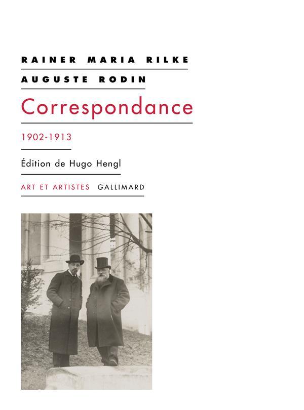 CORRESPONDANCE - (1902-1913)