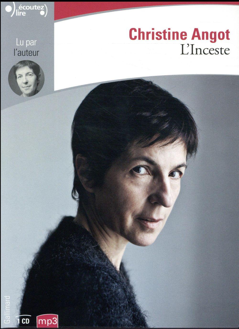 L'INCESTE CD
