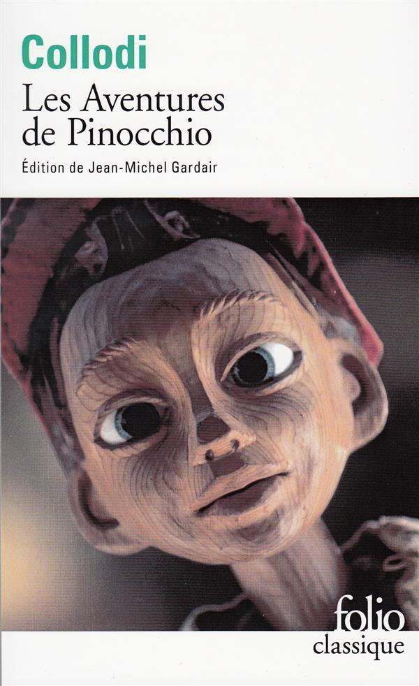 LES AVENTURES DE PINOCCHIO (HISTOIRE D'UN PANTIN)