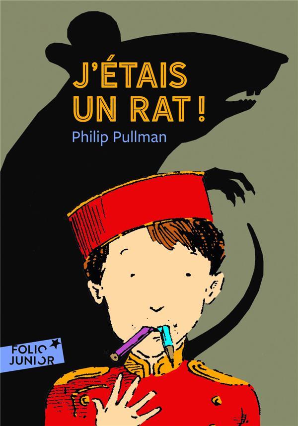 J'ETAIS UN RAT !